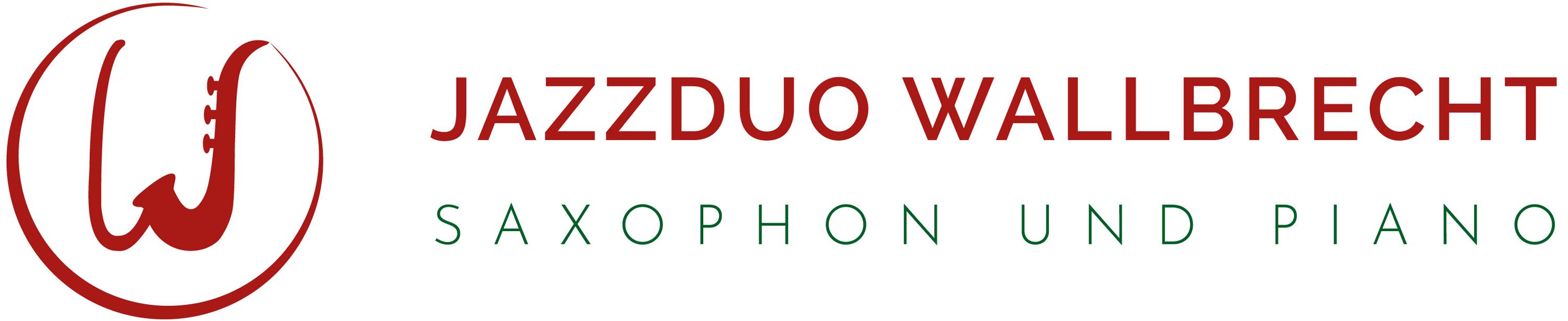 Jazzduo Wallbrecht Logo